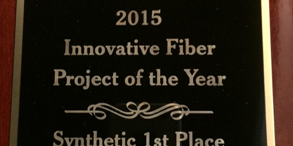 Fiber Reinforced Concrete Association - 2015 Project of the Year Stealth Forta Ferro Sinclair Construction (Large)