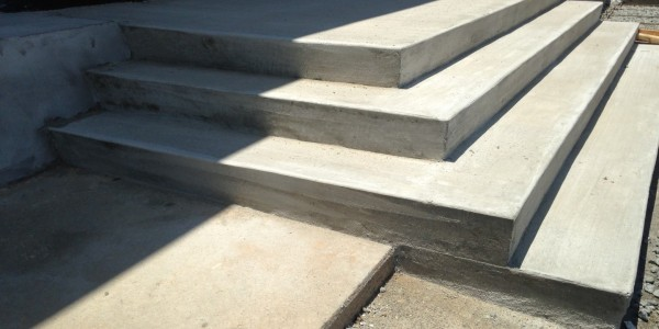 Sinclair Construction Toyota Service Ctr Concrete Ramps Stairs  (11)