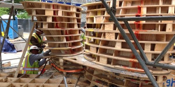 Sinclair Construction Concrete Stealth Project Cousins Properties Formation Studios (5)