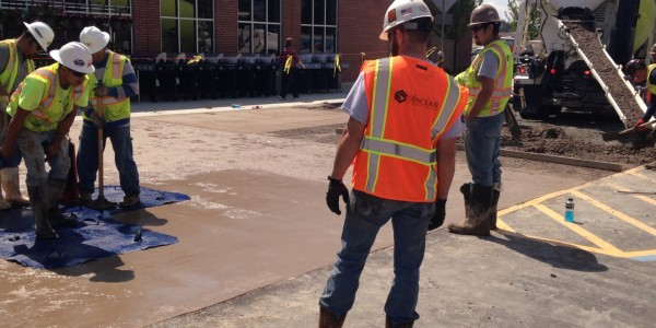 Sinclair Construction Stamped Concrete Demo Pavers (13)