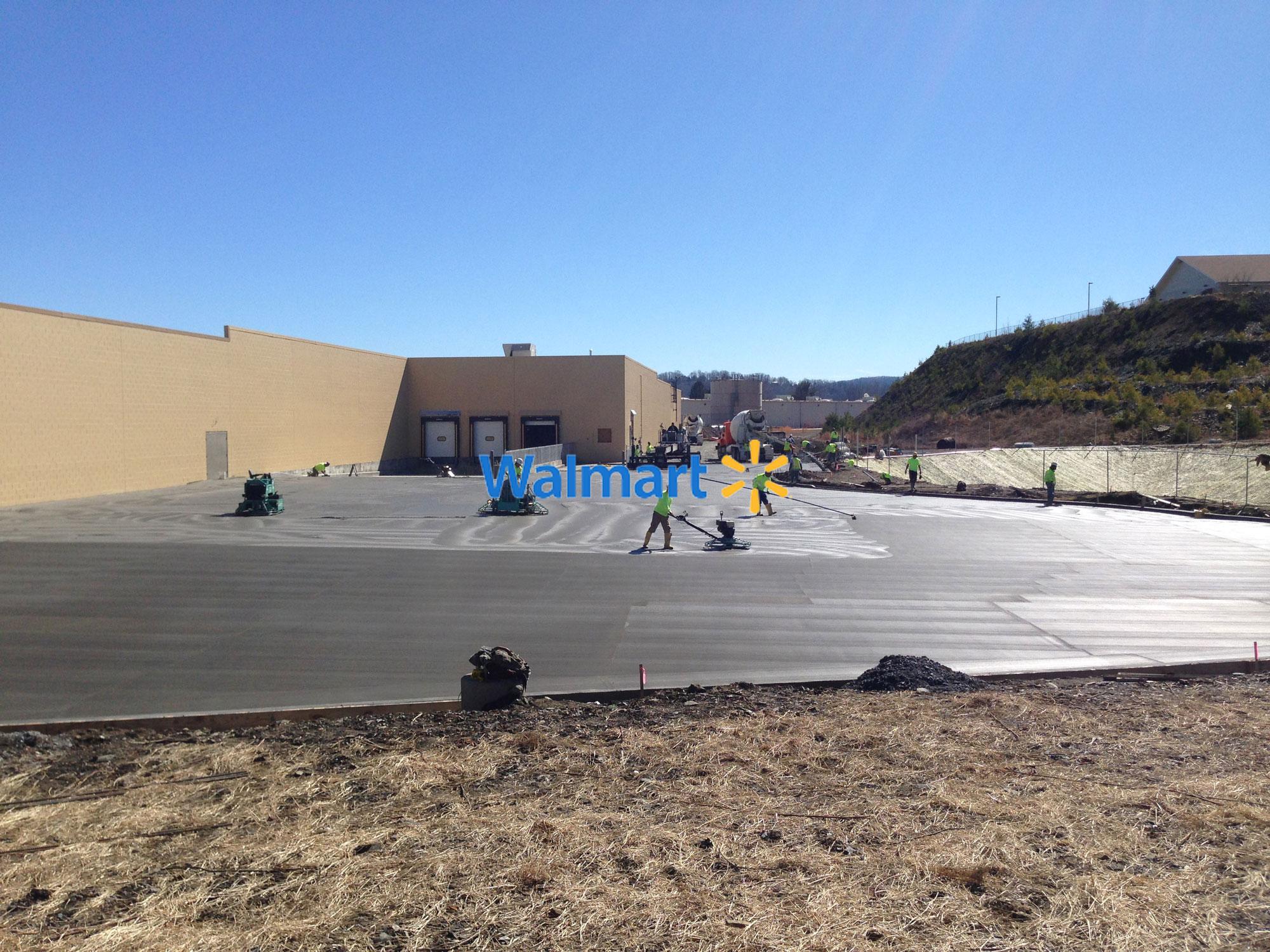 Walmart Blue Ridge Ga Sinclair Construction Group