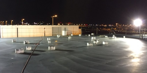 Delta Sky Club Sinclair Construction Group Concrete Construction Atlanta GA - January 2016 (3)