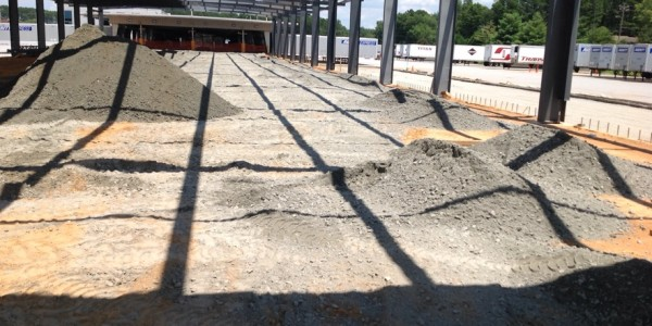 Sinclair Construction Turnkey Concrete Slabs Walls Foundations Averitt Express (10)