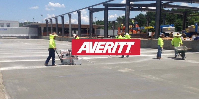 Sinclair Construction Turnkey Concrete Slabs Walls Foundations Averitt Express (8) test 3a