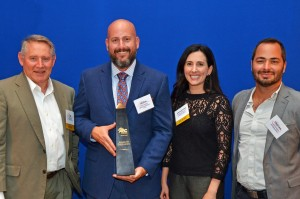 Sinclair Stealth Awarded Excellence in Construction